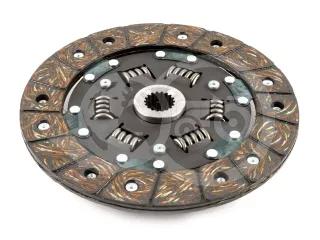 Clutch disc (Iseki TU120) 18-ribbed, 6-springed (1)