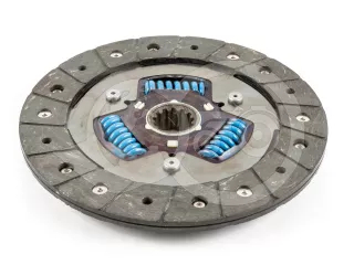 Clutch disc (Iseki TU160) 13-ribbed, 3-springed (1)