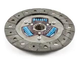 Clutch disc (Iseki TU1600) 13-ribbed, 3-springed (1)
