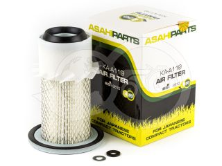 air filter for Japanese compact tractor KA-A119, SUPER SALE PRICE! (0)