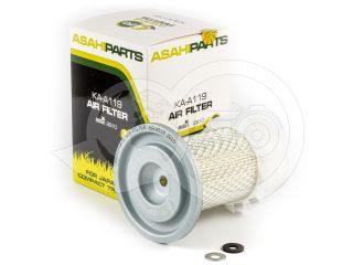 air filter for Japanese compact tractor KA-A119, SUPER SALE PRICE! (1)