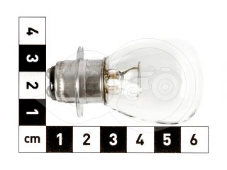 Light bulb, 3 pins, 35/35W, 194262-53080, for Japanese compact tractors, set of 10 pieces, SPECIAL OFFER! (2)