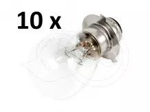 Light bulb, 3 pins, 35/35W, 194262-53080, for Japanese compact tractors, set of 10 pieces, SPECIAL OFFER!